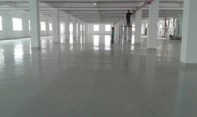 So sánh sàn epoxy và sàn bê tông